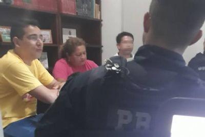 Policiais interrompem reunião que planejava ato contra Bolsonaro em Manaus